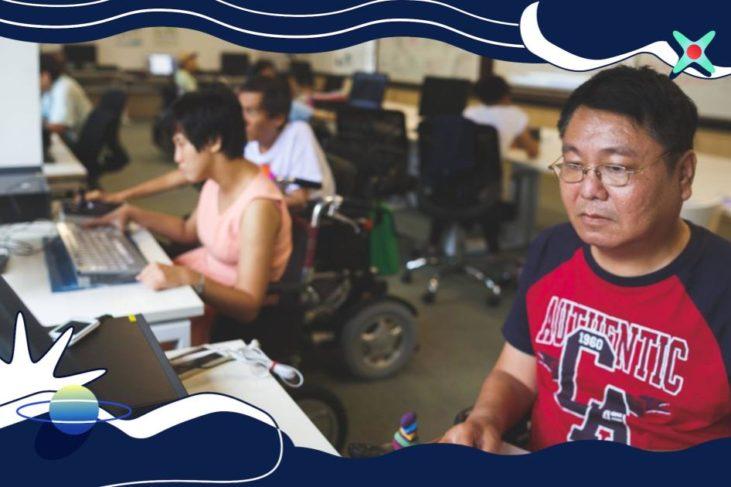 新加坡身障社區