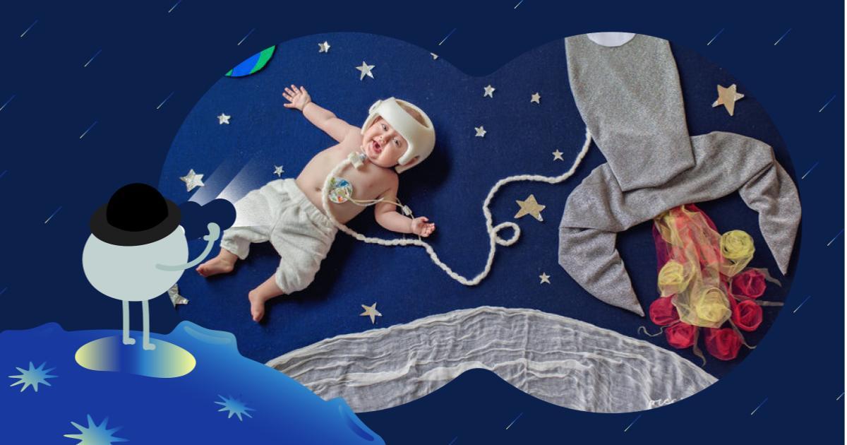為特殊寶寶創造永恆的美好,施展魔法的美國攝影師!