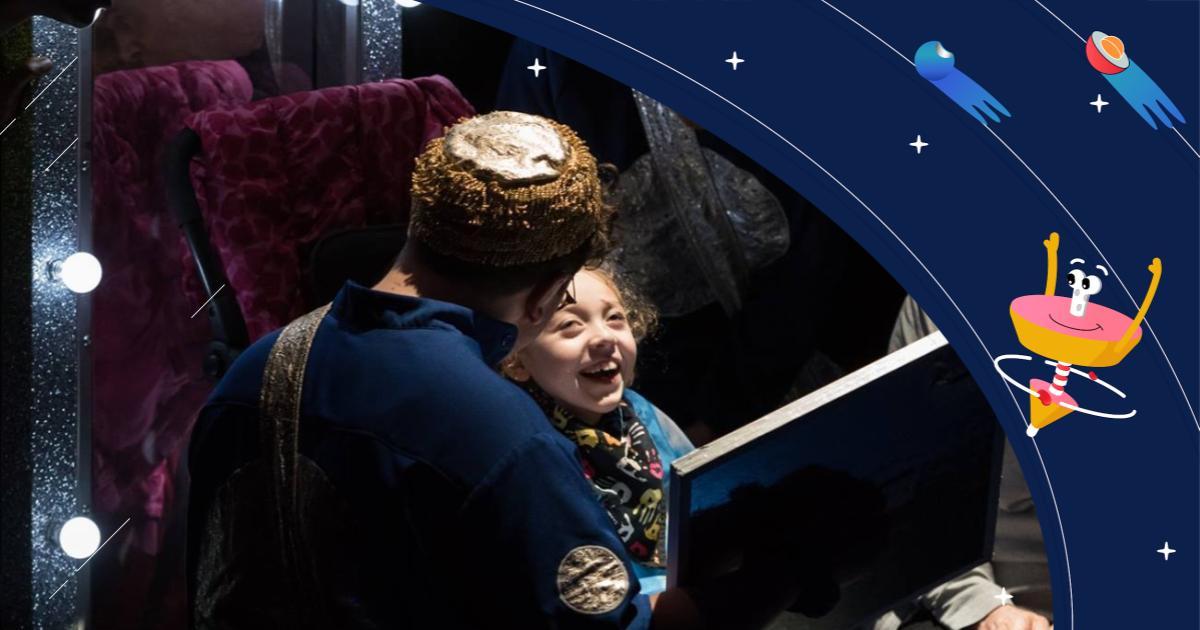 不再是台上與台下,美國林肯中心打造自閉症者的「一對一互動」劇團表演!