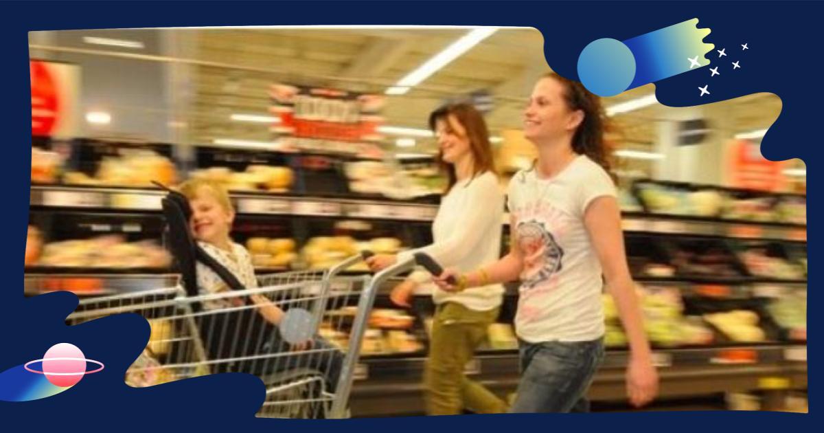 美國超市設立「感官友善」櫃檯,為自閉症孩童打造更舒適的購物經驗
