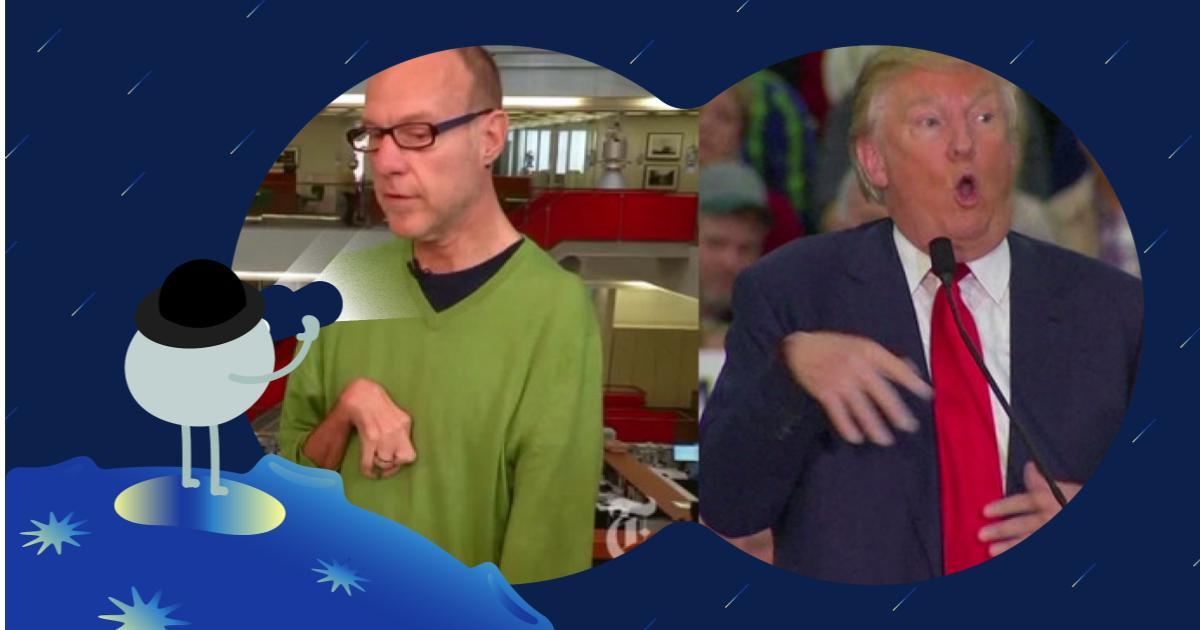議題 川普模仿身障者惹議,那沒有身障者舞台的好萊塢
