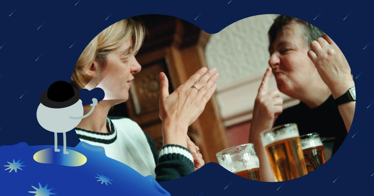 身為一名聽障者,要使用手語還是口語?