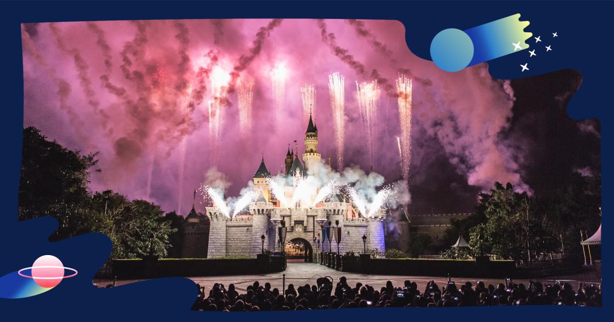 旅遊|施展魔法的國度,迪士尼樂園的無障礙魔幻世界!